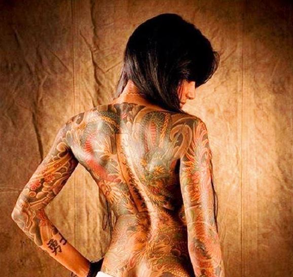 Japanese-Tattoo