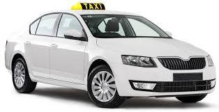Taxi White Background Images | AWB